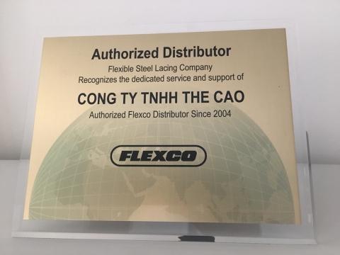 Nhà phân phối độc quyền của Flexco tại Việt Nam