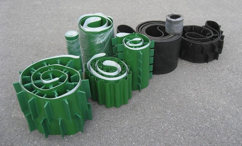 Băng tải PVC, PU